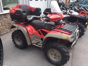 2003 Can AM/Bombardier Quest 650