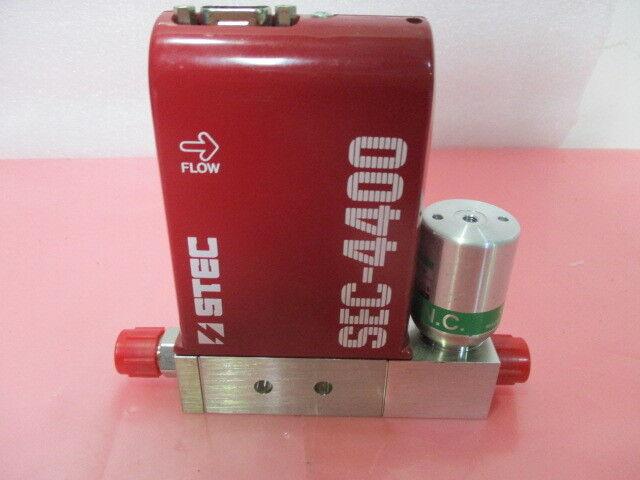 STEC SEC-4400M Mass Flow Controller, MFC, He, 10 CCM, SEC-4400, 418908