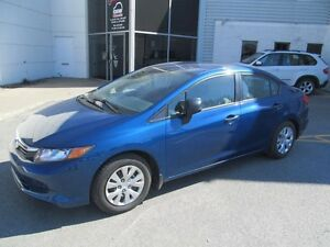 2012 Honda Civic DX BERLINE