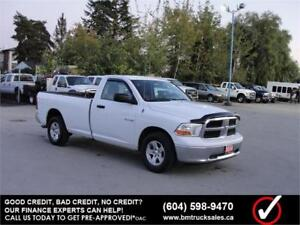 2010 DODGE RAM 1500 SLT REGULAR CAB LONG BOX 2WD