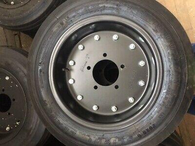 Aircraft Tire Recap Wrim - 5 Hole - Mo2487
