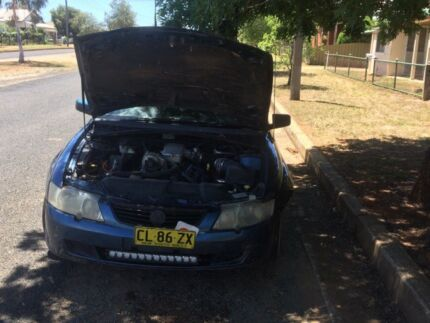 VY 2003 ute MANUAL