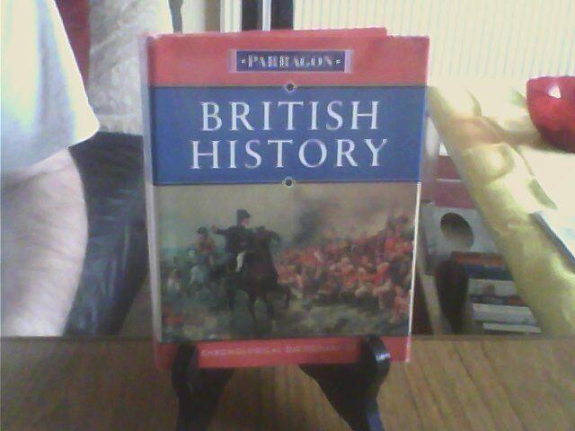British History Hardback English Reference Parragon 1994