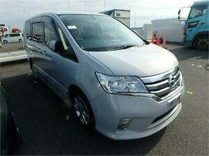 2013 Nissan Serena HFC26 Highway Star White Automatic Mentone Kingston Area Preview