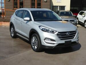 2018 Hyundai Tucson TL MY18 Active X (FWD) Silver 6 Speed Automatic Wagon Brendale Pine Rivers Area Preview