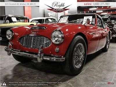 1959 100 Six BN4 1959 Austin-Healey 100 Six BN4