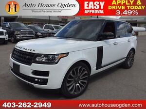 2013 Land Rover Range Rover Sport Sport Supercharged Autobiograp