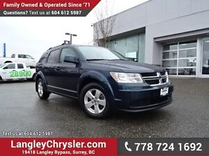 2014 Dodge Journey CVP/SE Plus ACCIDENT FREE w/ POWER WINDOWS...