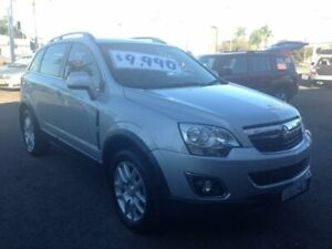 2013 Holden Captiva CG MY13 5 LT (FWD) Silver 6 Speed Automatic Wagon Broadmeadow Newcastle Area Preview