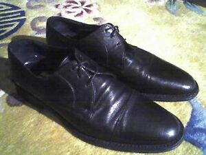 Italian Leather Dress Shoes - Sz 10.5, 12d, 12