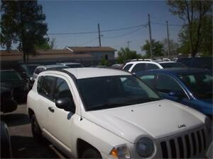 2007 Jeep Compass Sport RUNS AND DRIVES AS-TRADED AS-IS DEAL