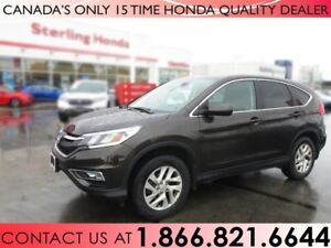 2015 Honda CR-V EX-L | 1 OWNER | NO ACCIDENTS