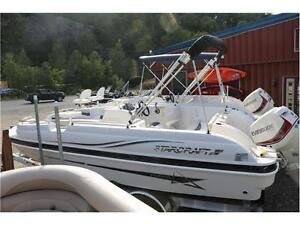 2017 STRCRAFT DECK BOATS ON SALE ALL MODELS Peterborough Peterborough Area image 7