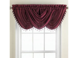 Chris-Madden-Mystique-Waterfall-Valance-With-Beaded-Trim ...