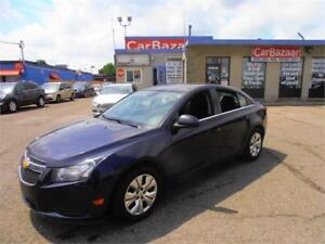 2014 Chevrolet Cruze 1LT LOW PRICE EASY CAR FINANCE GREAT DEAL