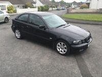 BMW COMPACT 316 TIES 2002