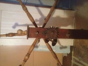 Antique Skein winder
