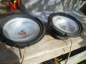 SUB WOOFERS 10 IN    ((((   BRAND NEW  ))))