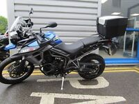 Triumph Tiger Low XCX