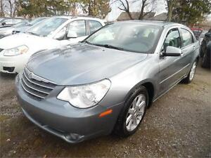2007 Chrysler Sebring Sdn Touring, Loaded Clean $2495.  E-Tested