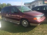 1998 Ford Windstar GL- ALL IN PRICING NO GST/FEES