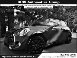 2014 MINI Cooper S Fully Loaded Certified Must See $19,995.00