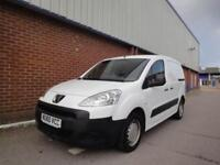 2010 PEUGEOT PARTNER 850 S 1.6 HDi 90 Only 72,000 Miles