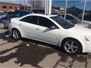 Pontiac g6 2007 $2750 Financement depot $200 514-793-0833