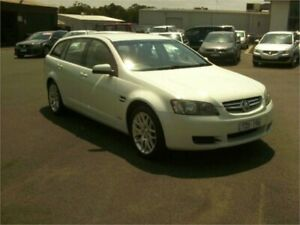 2010 Holden Commodore VE MY10 International White 6 Speed Automatic Sportswagon Traralgon Latrobe Valley Preview
