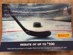 Pirelli Winter Tire Packages & Tires 195/65/15 205/55/16