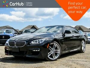 2015 BMW 6 Series 640i xDrive|Navi|Pano Sunroof|Backup Cam|Bluet