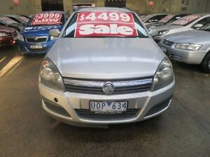 2006 Holden Astra AH MY07 CD 4 Speed Automatic Wagon Mordialloc Kingston Area Preview