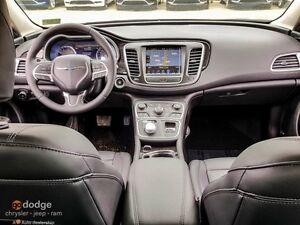 2015 Chrysler 200 C - GPS Navigation - Dual Pane Panoramic Sunro Edmonton Edmonton Area image 17