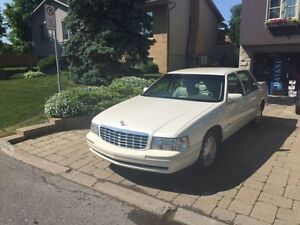 1998 Cadillac DeVille & DTS Berline