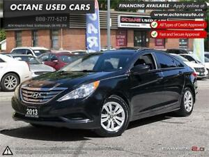 2013 Hyundai Sonata GL ACCIDENT FREE! EXTRA SET OF WINTER TIRES!