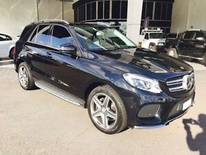2016 Mercedes-Benz GLE 166 250 D Obsidian Black 9 Speed Automatic Wagon Beckenham Gosnells Area Preview