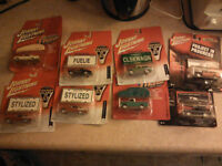 8 johnny lightning special issue die casts