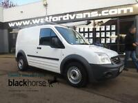 2012 Ford Transit Connect 1.8TDCi 75ps SWB 15,000miles E/Windows Diesel white Ma