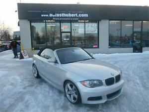 BMW SERIE 1 135I 2008 **CONVERTIBLE**