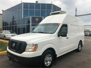 2012 Nissan NV-3500HD- REEFER - High Roof