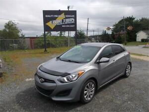2013 Hyundai Elantra GT GL LOADED