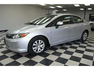 2012 Honda Civic LX - BLUETOOTH**KEYLESS ENTRY**CRUISE Kingston Kingston Area image 1
