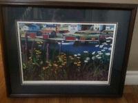 Framed print #22 of 99 titled Springtime Pleasures