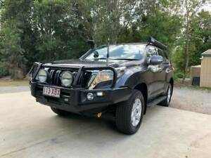 2017 Landcruiser Prado, Diesel, Auto, Lots of extras Morayfield Caboolture Area Preview