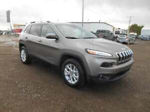 2017 Jeep Cherokee North 4x4 | Bluetooth | Back-up Camera