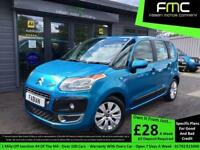 2009 Citroen C3 Picasso 1.6HDi VTR+ **Choice Of 3 Available**