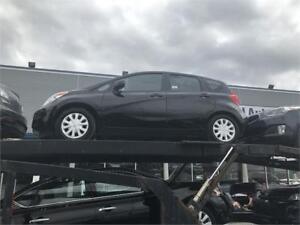 2014 Nissan Versa Note 6VIT