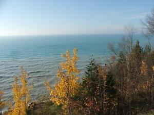 LAKE HURON LAKE FRONT BUILDING LOT