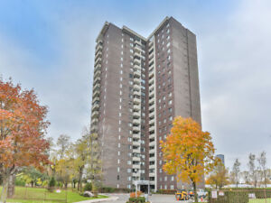Rarely Available Corner Unit with Spacious Balcony