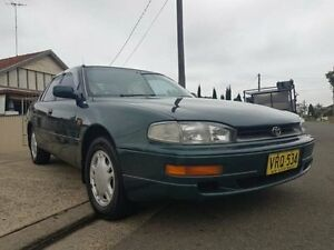 1997 Toyota Camry SXV20R CSX Heritage Green 4 Speed Automatic Sedan Yagoona Bankstown Area Preview